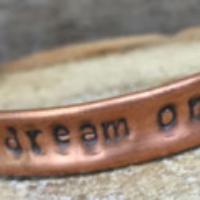 """""""dream on"""" bracelet"""